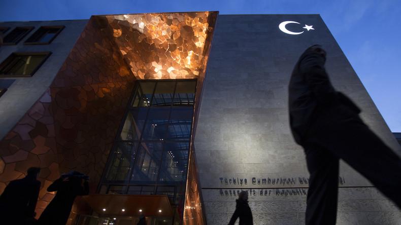 Türkischer Botschafter wegen Inhaftierungen ins Ministerium zitiert