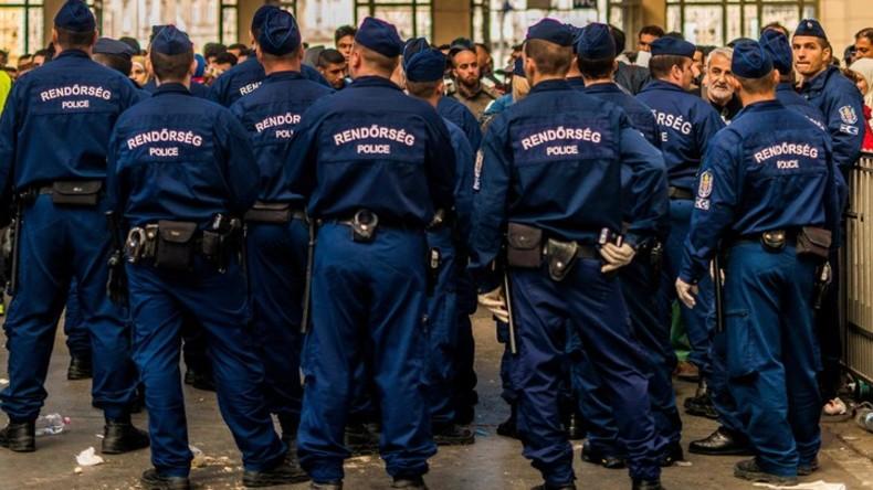 Bombendrohung in Ungarn - internationale Züge durchsucht