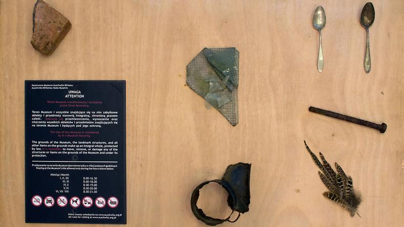 Israelische Studentin stiehlt Ausstellungsgegenstände aus Auschwitz-Museum für eigenes Kunstprojekt