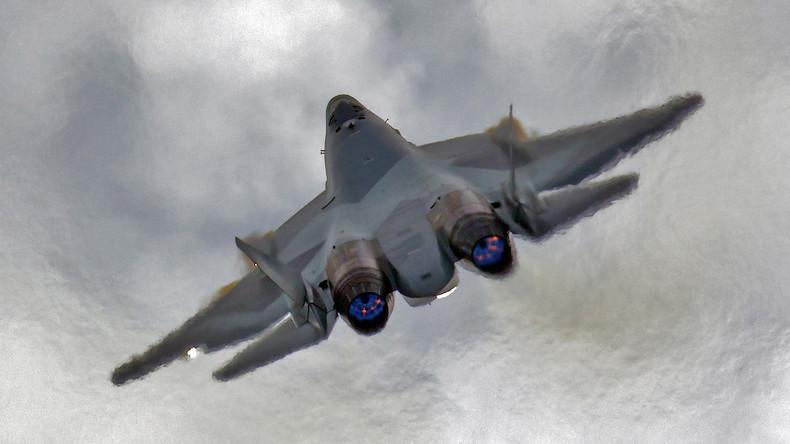 Neuer Tarnkappen-Kampfjet: Russland und Indien stehen vor Mega-Verteidigungsdeal