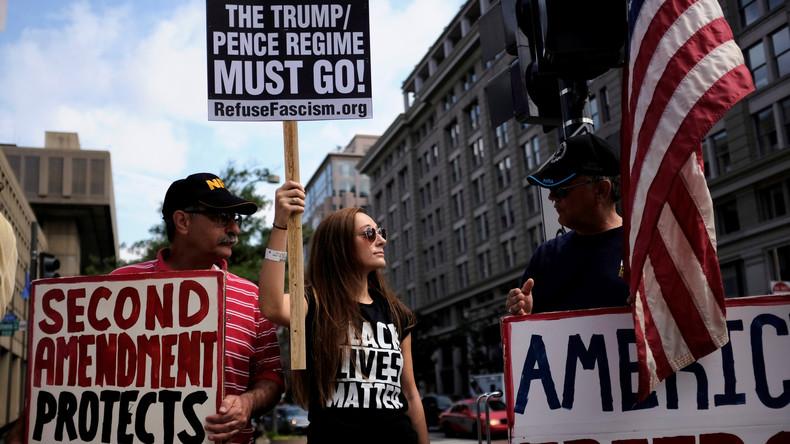 """USA – Ein Land im """"Kalten Bürgerkrieg"""""""