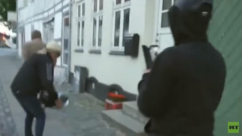 Dänemark: Islam-Gegner rufen mit Ghettoblaster zum Gebet