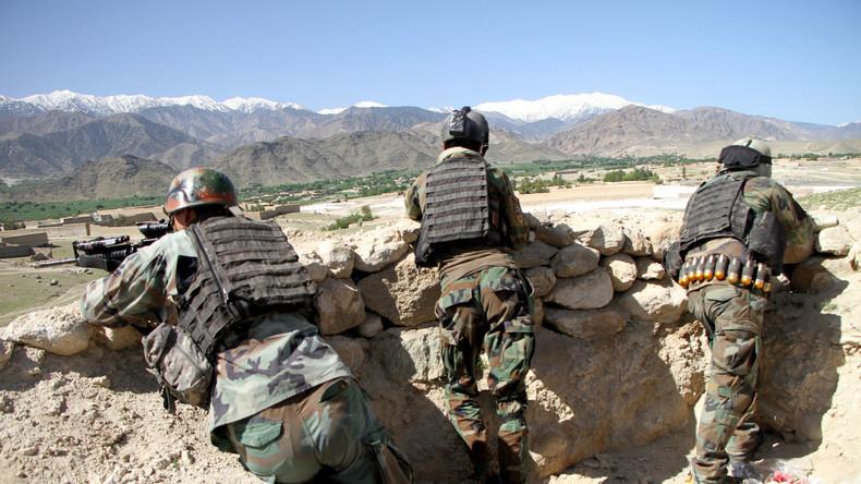 Sieben IS-Terroristen sterben bei Bombenbau in Afghanistan