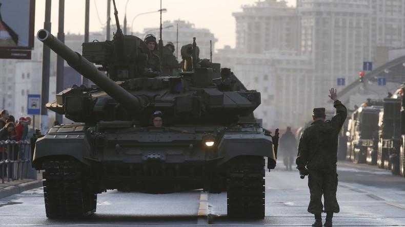 Kreml: Russland verkauft T-90-Panzer an den Irak