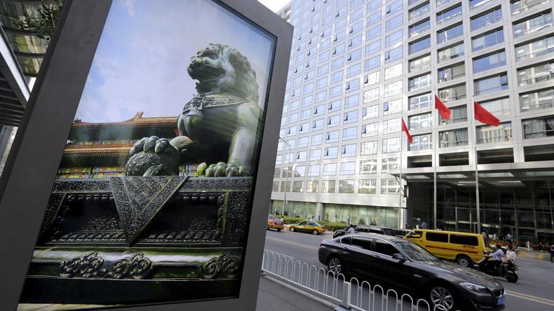 """Großbritannien: Von Japan bezahlte Neocon-Denkfabrik beschwört die """"chinesische Bedrohung"""""""