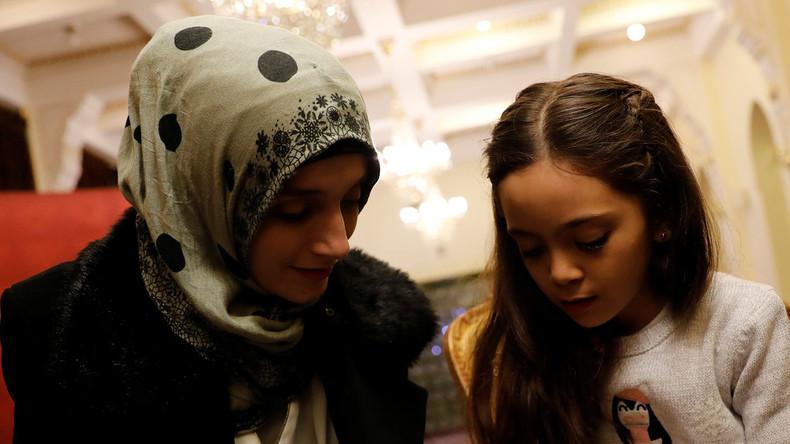 Propaganda-Mädchen Bana aus Syrien: Blauer Bote verliert gegen Stern