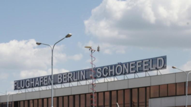 Verdächtiger Gegenstand - Terminal in Berlin-Schönefeld gesperrt