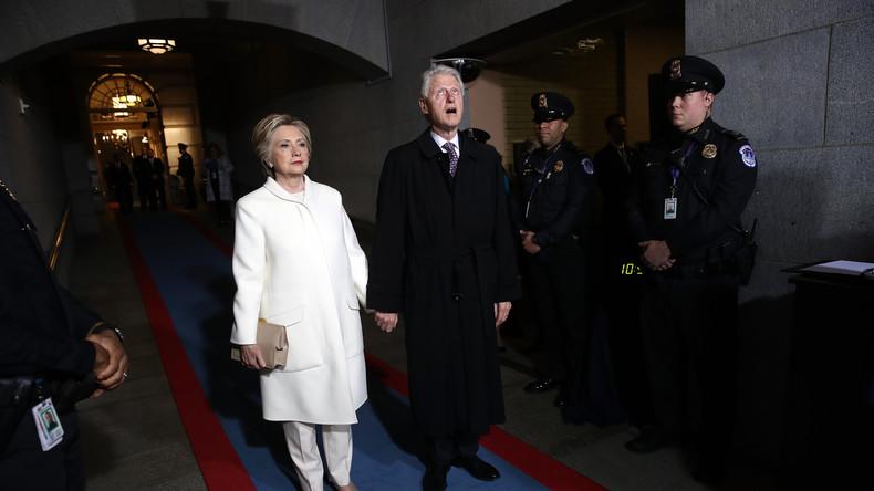 Schon wieder eine Clinton-Leiche?