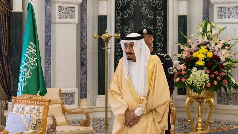 Auch Prinzen werden bestraft: Saudischer König lässt seinen Sohn wegen Gewalt gegen Bürger verhaften