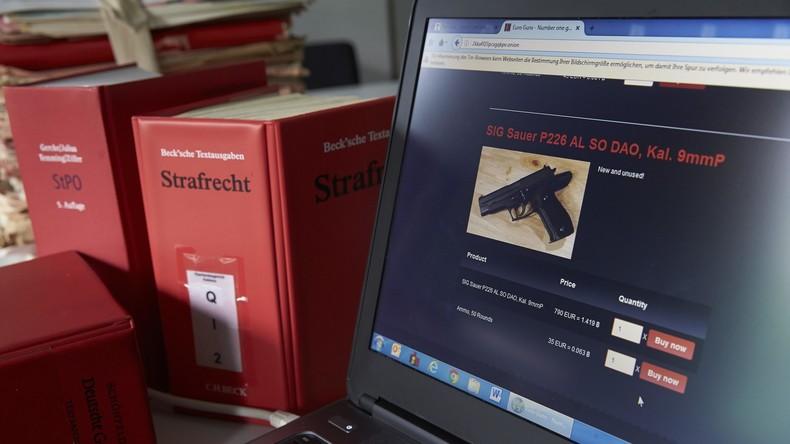 Ermittler kappen Darknet-Portale für Drogen- und Waffenschmuggel