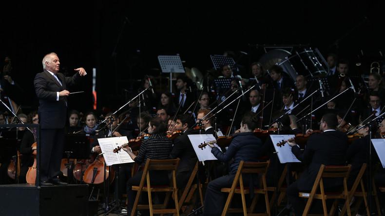 Großbritannien: Dirigent Daniel Barenboim hält flammende Anti-Brexit-Rede während eines Konzerts