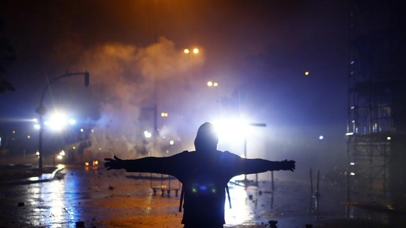 G20-Gipfel in Hamburg: Neonazis räumen Teilnahme an Protesten ein