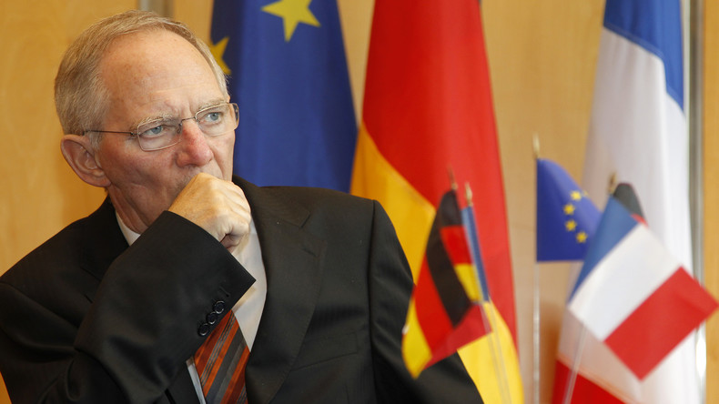 Schäuble vergleicht Türkei mit DDR