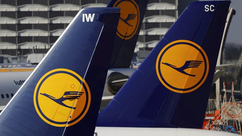 Kaffeemaschine defekt: Lufthansa-Flugzeug landet außerplanmäßig auf Zypern
