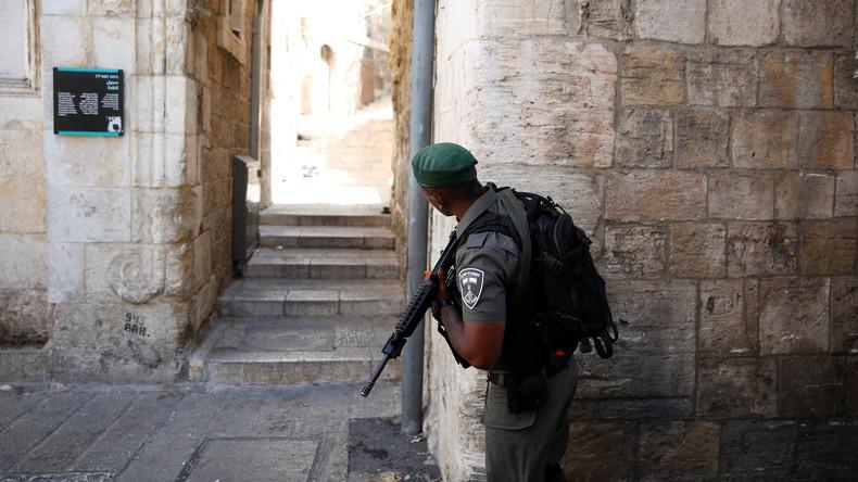 Israel beschränkt Zutritt zum Tempelberg in Jerusalem für Muslime