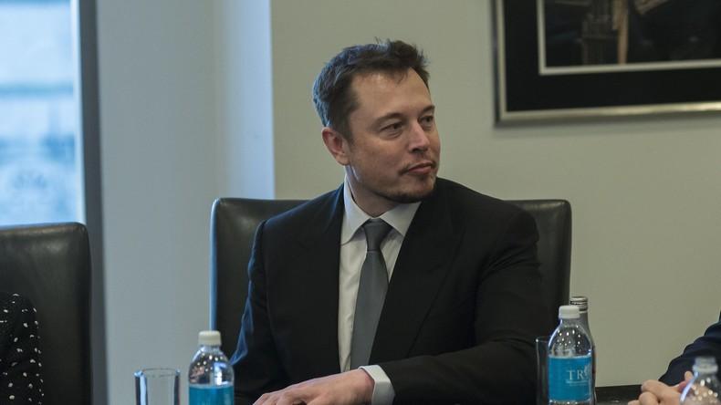 Elon Musk will Tunnel zwischen New York und Washington DC bauen