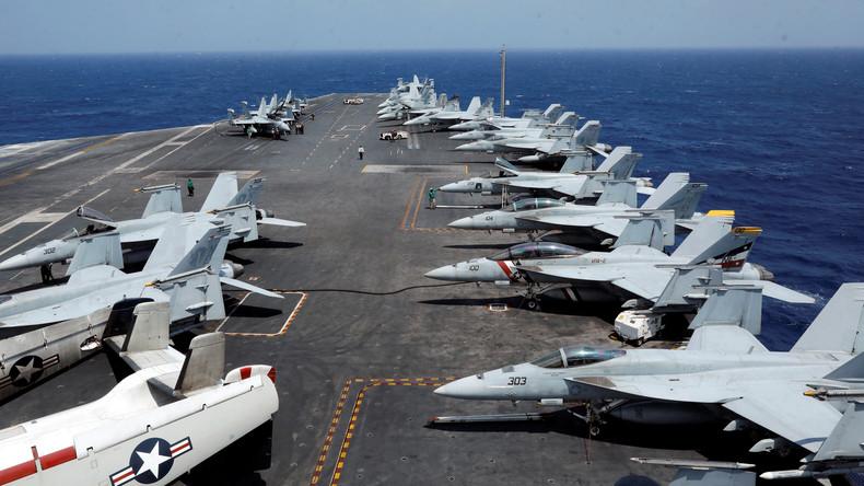 Politikanalyst Wight: Russland und China reagieren auf Bedrohung des US-amerikanischen Imperialismus