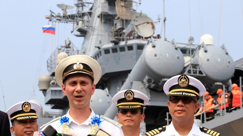 """Russische Marine empfindet """"globales Angriffskonzept"""" der USA als Bedrohung"""