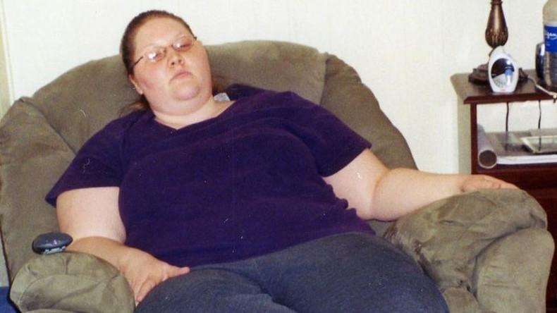 US-Amerikanerin verschleißt beim Abnehmen drei Laufbänder