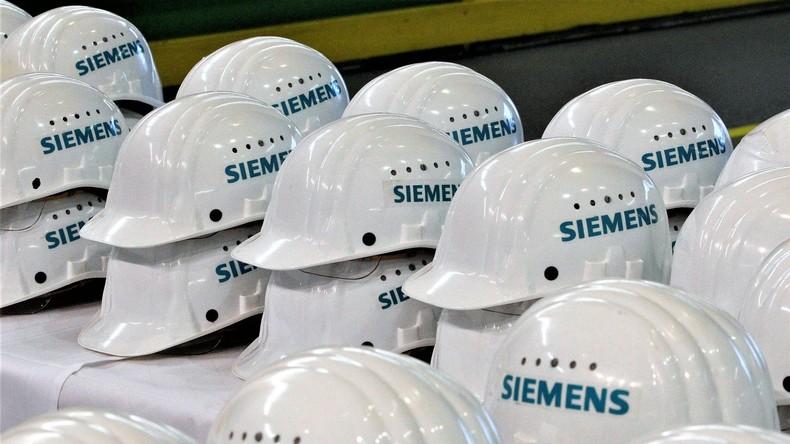 """""""Eklatanter Bruch der EU-Regularien"""": Siemens stoppt Lieferung von Gas-Turbinen nach Russland"""