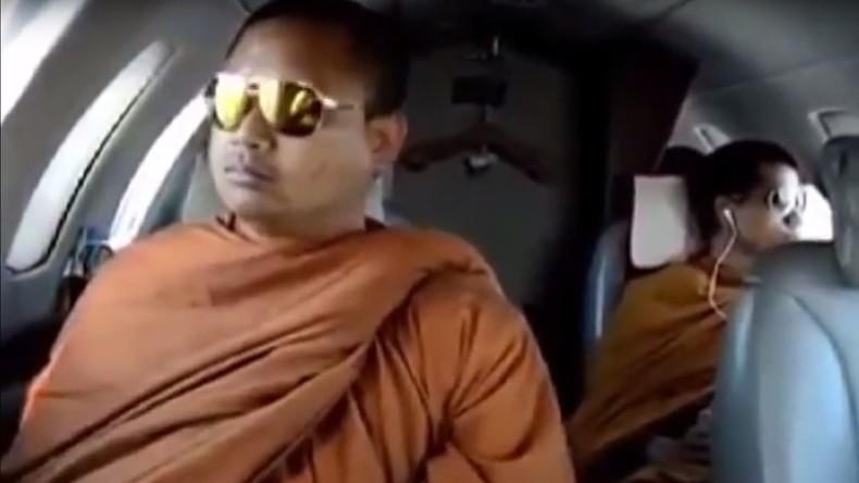 Thailändischer Ex-Mönch soll Millionensumme ergaunert haben