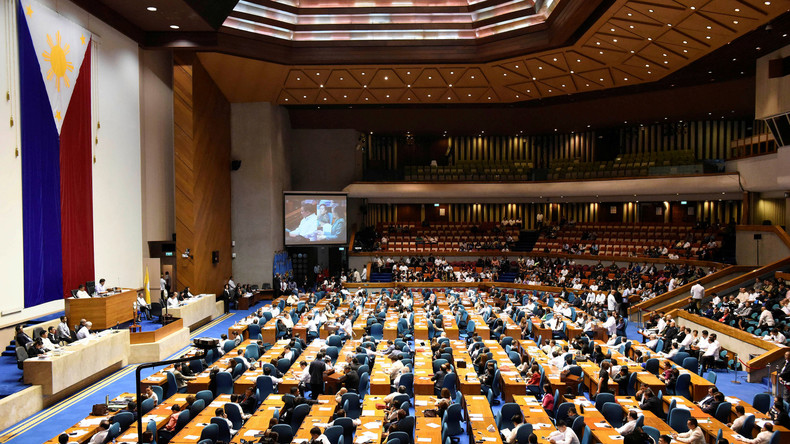 Philippinisches Parlament verlängert Kriegsrecht bis Ende Dezember