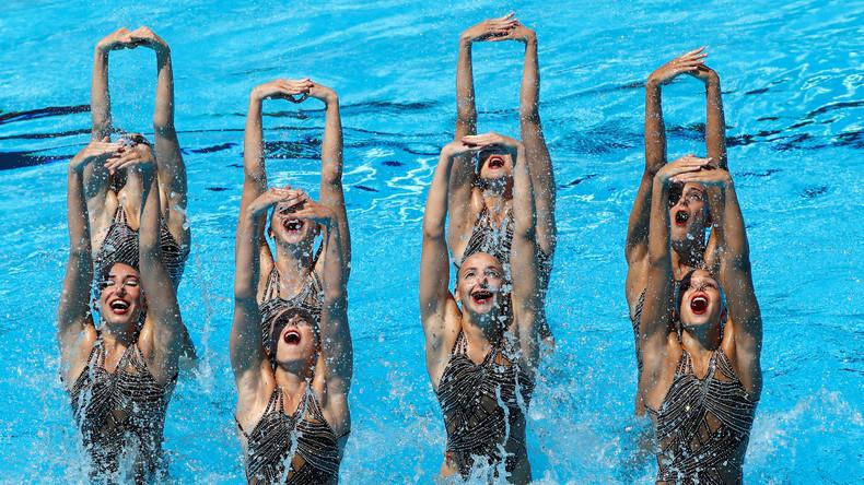 Synchronschwimmen heißt ab nun offiziell Kunstschwimmen