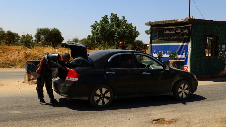 Russlands Militärbehörde einigt sich mit Syriens Opposition auf Deeskalationszone im Östlichen Ghuta