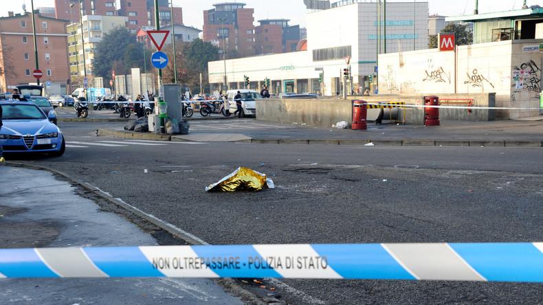 Leiche von Berlin-Attentäter gibt Italiens Behörden keine Ruhe