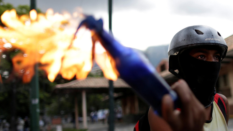 Mehrere Verletzte bei Unruhen in Venezuela