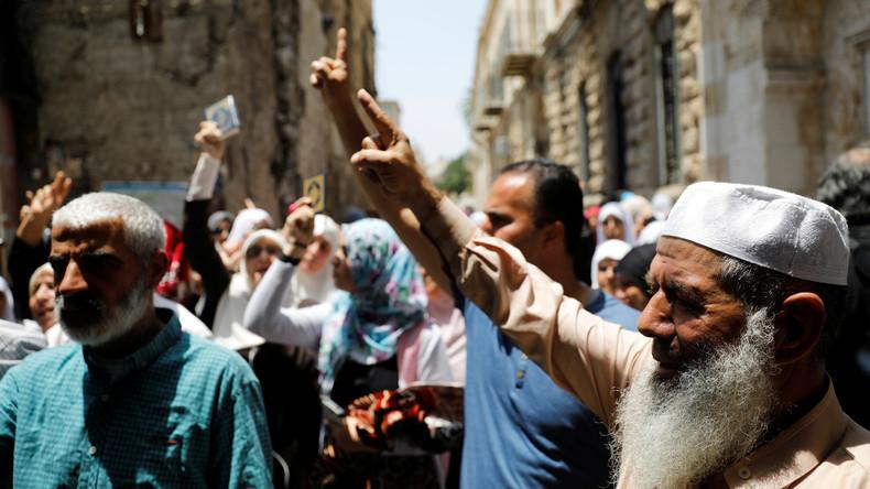 Proteste in Israel dauern an: Behörden nehmen 25 Hamas-Anhänger fest