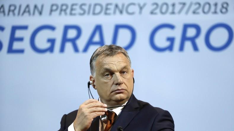 """Orbán-Rede in Rumänien: """"EU und Soros wollen neues, vermischtes, muslimisiertes Europa"""""""