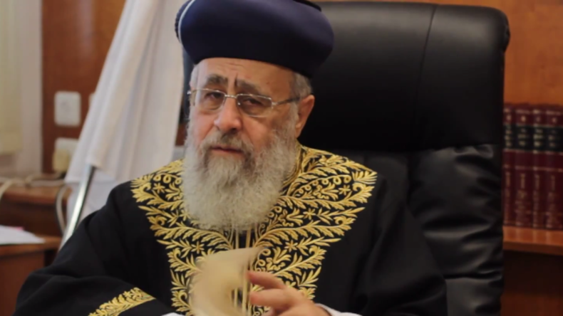 Lage in Israel eskaliert weiter: Oberrabbiner ruft dazu auf, Terroristen zu töten