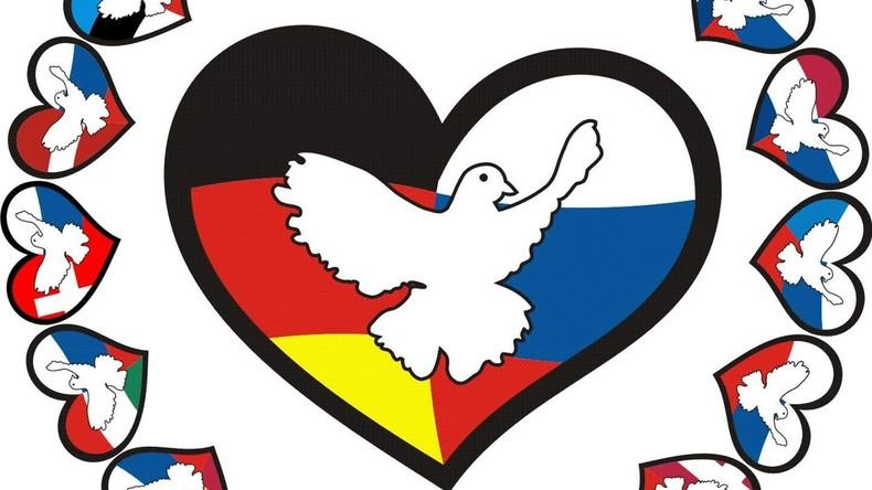 RT Deutsch live von der Druschba-Freundschaftsfahrt nach Russland 2017
