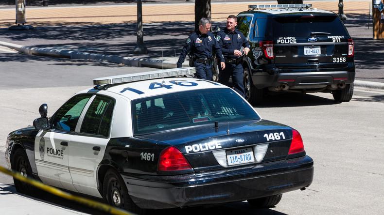 Tragödie auf Supermarkt-Parkplatz in Texas: Acht Migranten sterben in Lkw