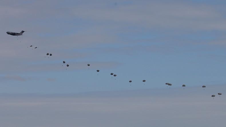 Zwölf US-amerikanische Fallschirmjäger erleiden Verletzungen bei Übung in Rumänien