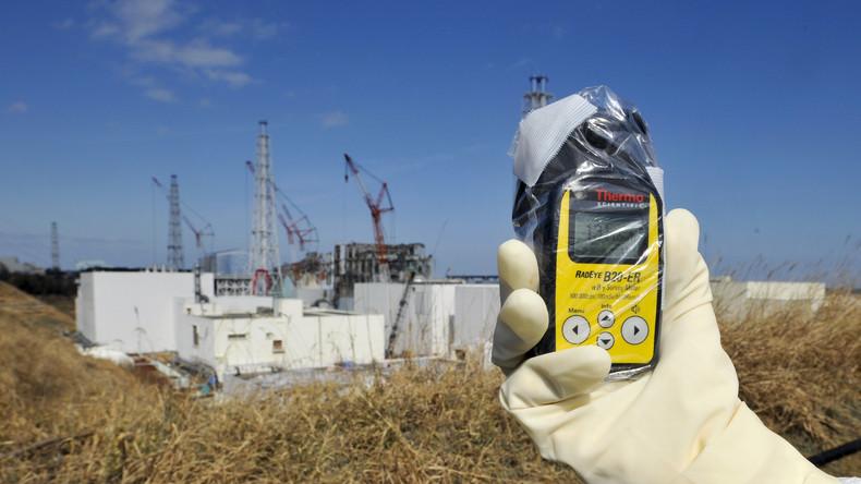Roboter stößt vermutlich auf geschmolzenen Kernbrennstoff in Fukushima