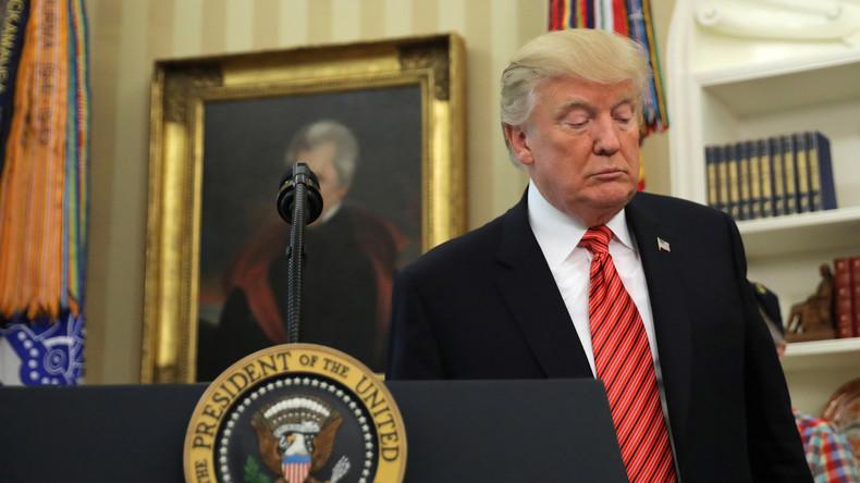 Russland-Sanktionen: US-Kongress bindet Trump die Hände