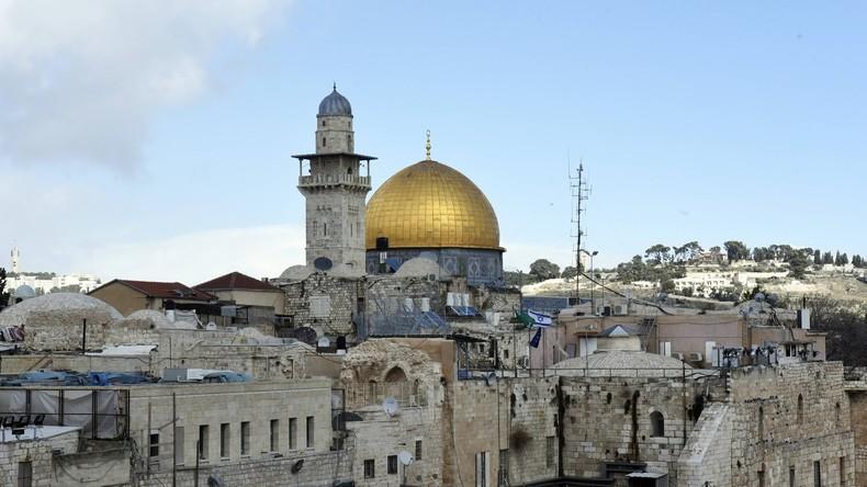 USA schicken Sondergesandten nach Israel