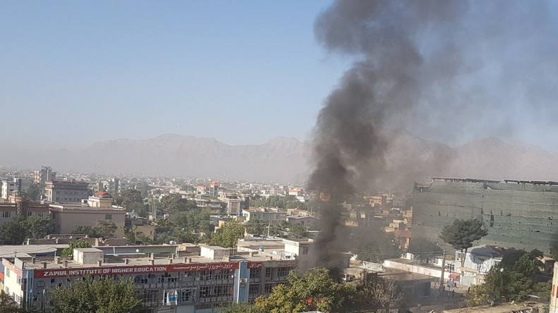 Erneuter Anschlag in Kabul: mindestens 24 Tote und 40 Verletzte