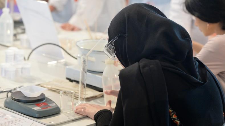 Türkische Gemeinde verteidigt geplantes Niqab-Verbot in Schulen
