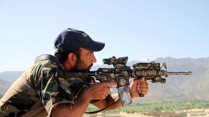 Afghanische Streitkräfte töten mindestens 25 IS-Terroristen