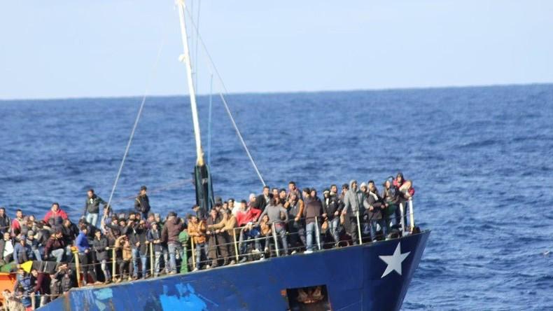 Schleuser bringen Dutzende Migranten nach Zypern