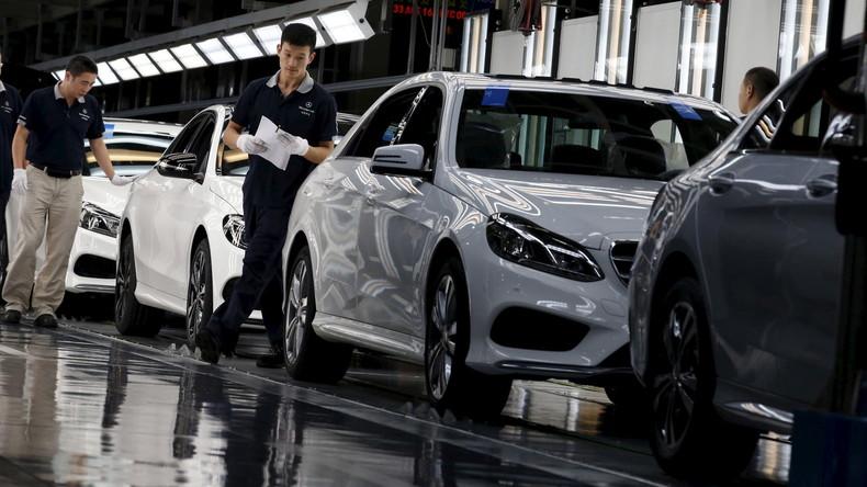 """""""Ungeheuerliche Machenschaften"""": Druck auf Autoindustrie wächst nach Kartellvorwürfen"""