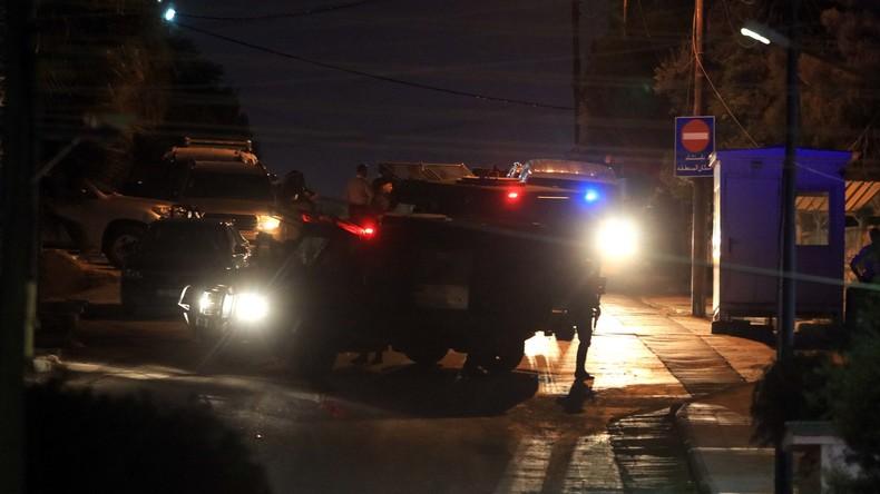 Israelische Botschaft in Jordanien angegriffen: zwei Tote
