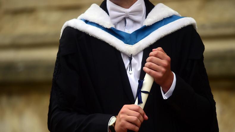 Oxford Universität leidet unter falschen Auszeichnungen durch ukrainische Geschäftemacher