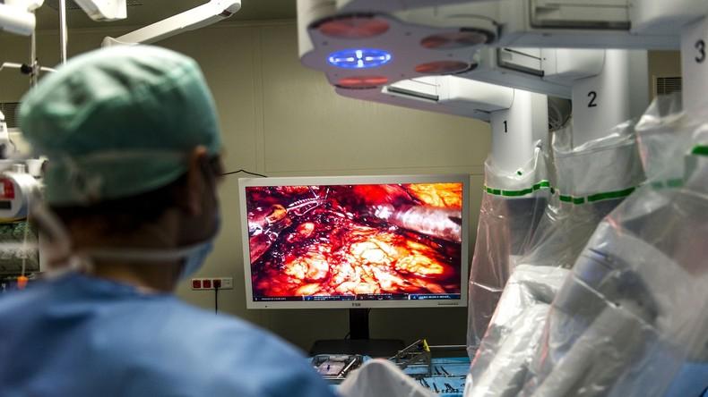 Ärzte entfernen 37-Kilo-Tumor in Rostow am Don
