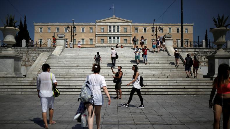Griechenland startet Auktion für fünfjährige Staatsanleihe