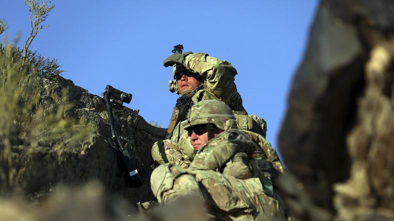 Amerikaner in Afghanistan: USA haben Angst vor einer Allianz aus Russland, China und Pakistan