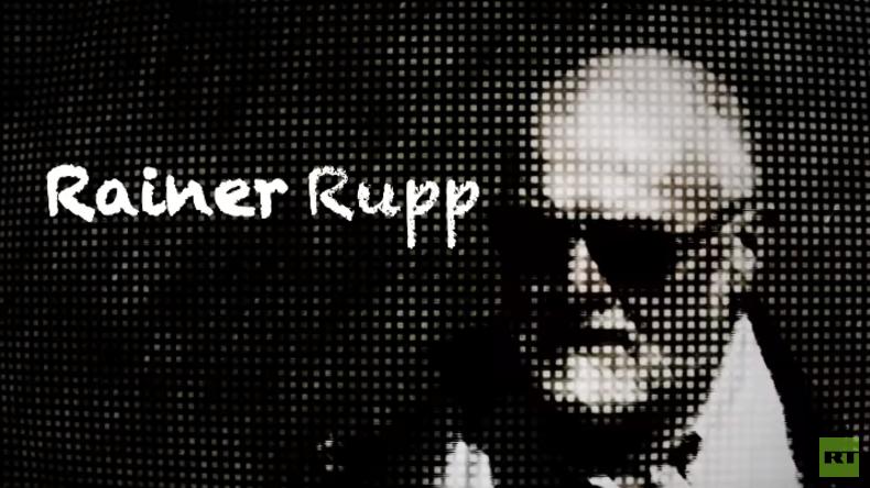 """Rainer Rupp: """"Hilfe, der Frieden bricht aus"""""""